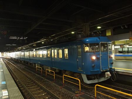 413系普通   北陸本線金沢駅01