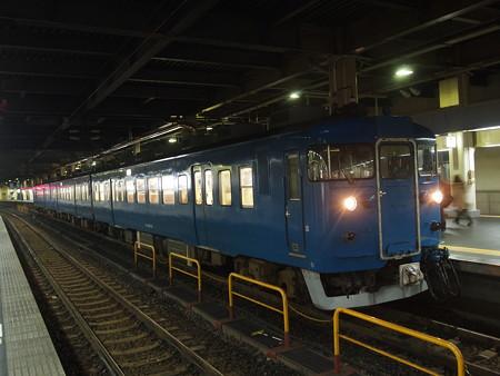 413系普通   北陸本線金沢駅02