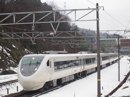 681系特急はくたか 北陸本線津幡~倶利伽羅02
