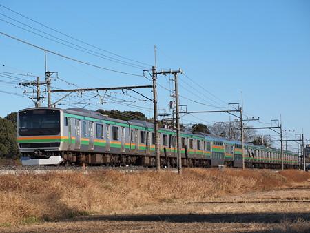 E231系普通 東北本線蓮田~東大宮02