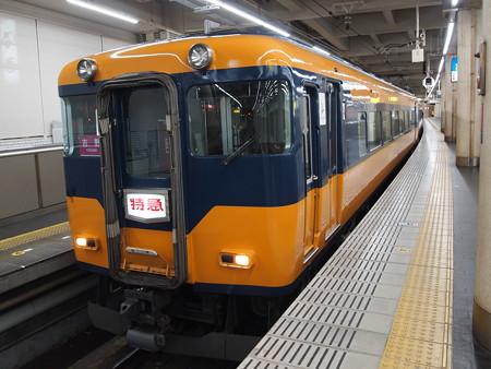 近鉄16000系特急 近鉄南大阪線阿部野橋02