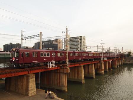 阪急2300系普通 阪急千里線吹田~下新庄01