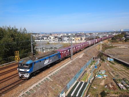 EF210貨物 東海道本線長岡京~山崎04