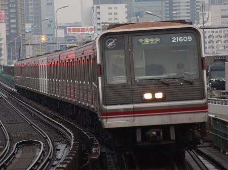 大阪市営地下鉄20系 御堂筋線西中島南方駅04