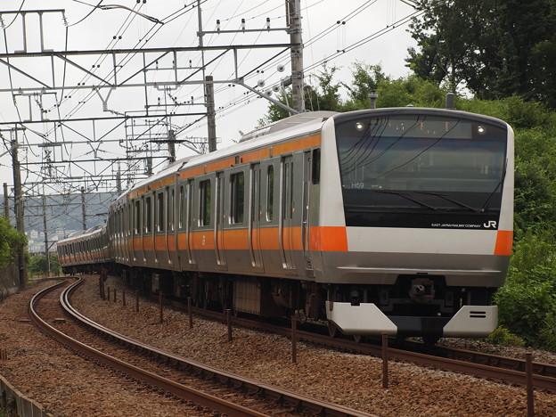 写真: E233系 中央本線豊田~八王子04