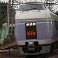 E351系特急スーパーあずさ 中央本線豊田~八王子01