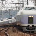 E351系特急スーパーあずさ 中央本線豊田~八王子02