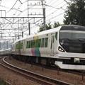 写真: E257系特急あずさ 中央本線豊田~八王子