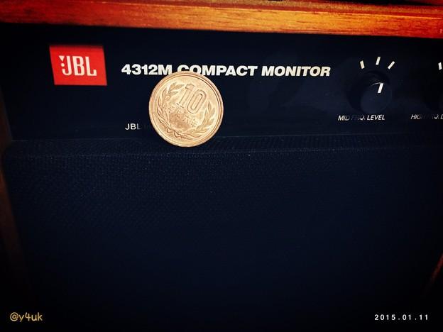 111 JBL~10円玉を