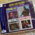 Photos: John Coltrane/Four classic albums ~Autumn is Jazz~輸入盤4アルバム入り2CDはお得