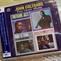 John Coltrane/Four classic albums ~Autumn is Jazz~輸入盤4アルバム入り2CDはお得