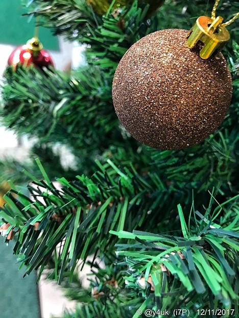 Xmas Tree~golden ball~黄金に輝く金玉