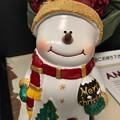 写真: Snowman in KazeByouin, Thanks smile :) [MS ver]