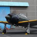 航空公園 - 帰ってきたゼロ戦52型