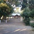 Photos: 川神社1 拝殿