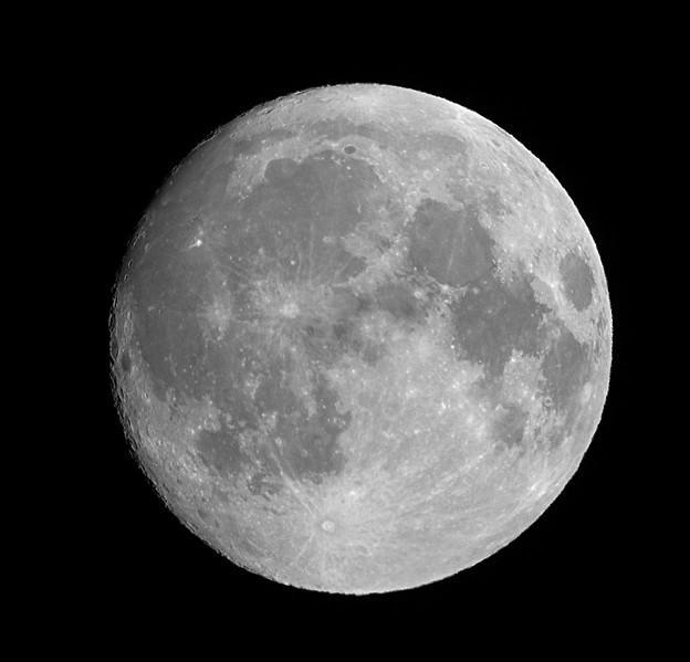 写真: 十五夜お月さん 171004