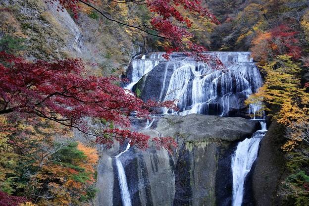 「袋田の滝」