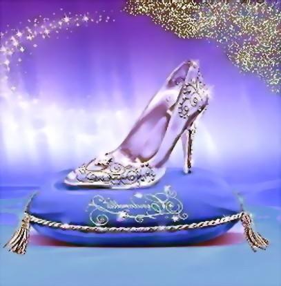 ガラスの靴b