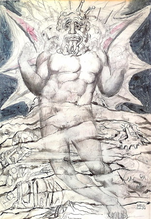 William Blake_Lucifer