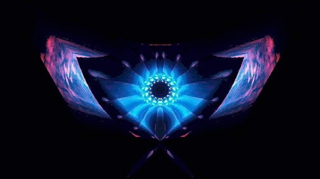 Space Odyssey_青い花-02