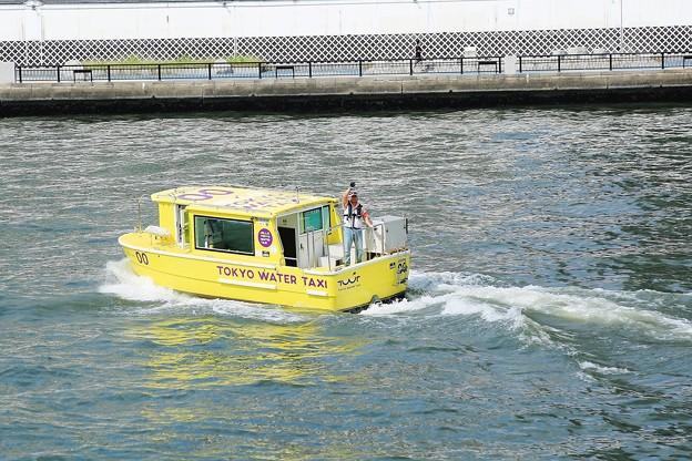 写真: TOKYO  WATER  TAXI