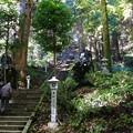 Photos: 最乗寺奥の院への石段