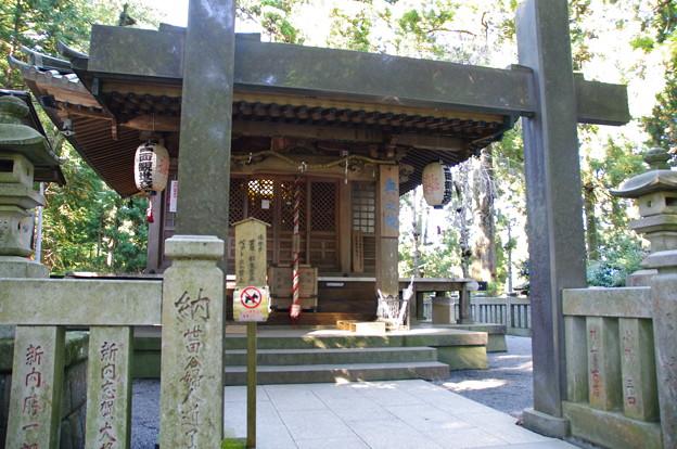 最乗寺奥の院