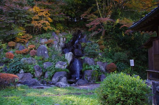 弁財寺の滝