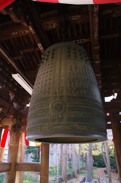 總持寺の大梵鐘