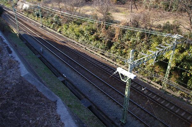 京急逗子線の3線軌道
