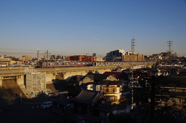 東武東上線と東京メトロ副都心線