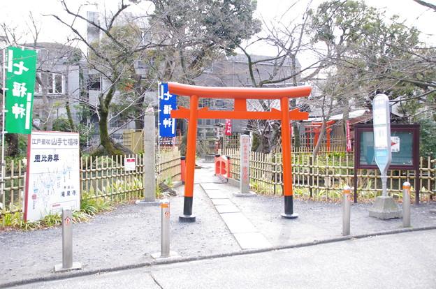 瀧泉寺三福寿