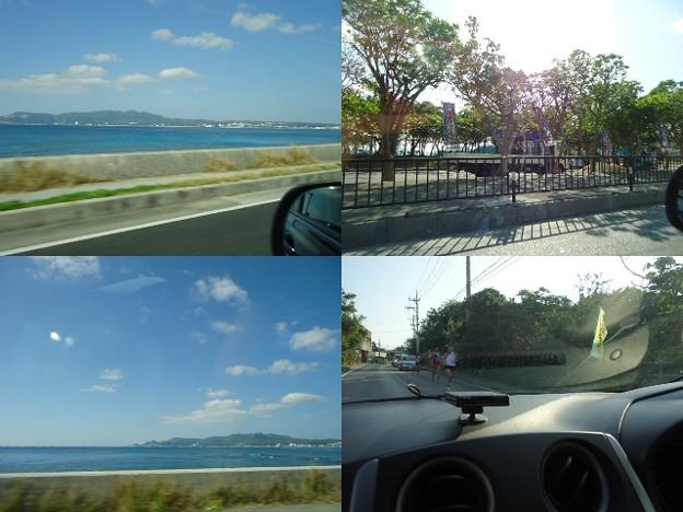 写真: 沖縄ドライブウェイ3