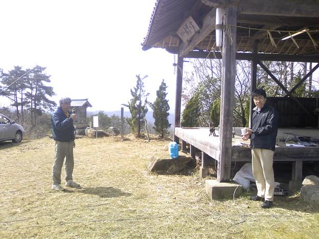 8J4FF/4 (2010/04/10(sat))運用前