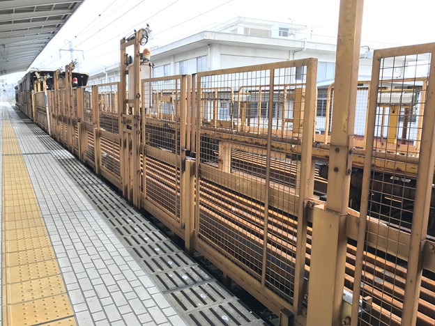 新幹線ロングレール輸送車