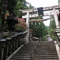 一の鳥居:宝山寺04
