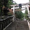 写真: 一の鳥居:宝山寺04