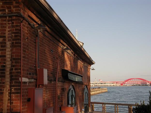 ハーバーランド煉瓦倉庫:神戸散策60
