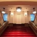 写真: エントランスすぐの階段:MIRAIZA03