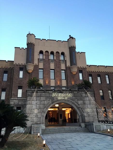 ミライザ大阪城:MIRAIZA01