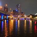Photos: 大阪の夜~大江橋から