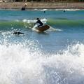 サーフィン逗子海岸