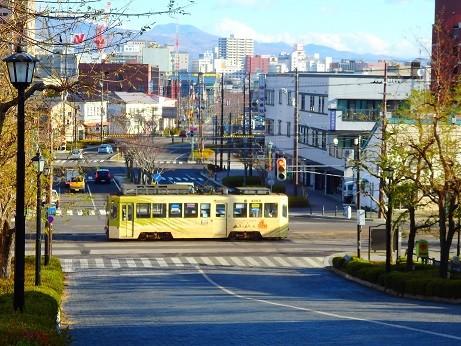 写真: 函館~二十間坂