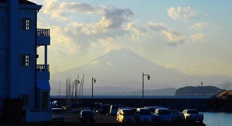 富士山~葉山