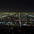 写真: 世界最大の夜景