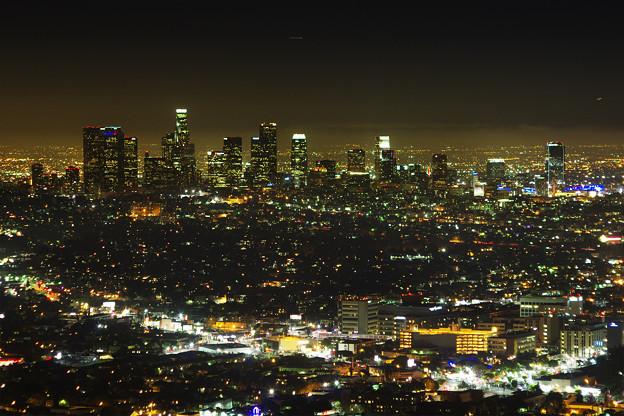 写真: ロサンゼルス・ダウンタウン