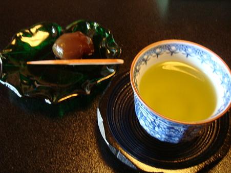 お茶菓子@強羅花壇