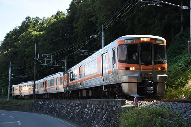 飯田線リレー号回送
