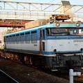 Photos: 発車を待つEF81