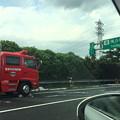 Photos: 車両火災事故2